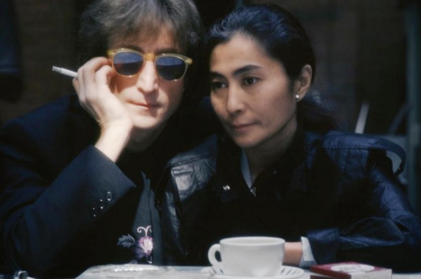 Unseen photos of John Lennon and Yoko Ono, 1980 (2)