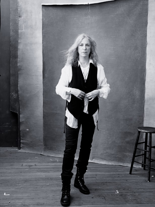 Pirelli Calendar 2016 - November - PATTI SMITH