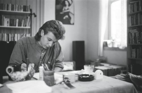Karl Ove Knausgård, 1989