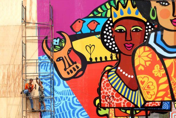 """Joana Lira, exposição """"Quando a vida é uma euforia"""", carnaval 2009_BETO FIGUEROA_1"""