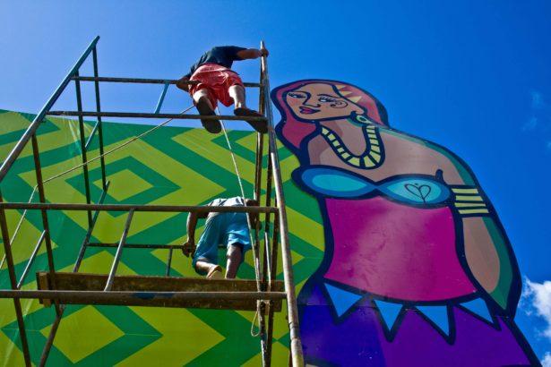 """Joana Lira, exposição """"Quando a vida é uma euforia"""", carnaval 2010_JOSIVAN RODRIGUES_2"""